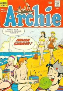 Archie #213 VG; Archie | low grade comic - save on shipping - details inside