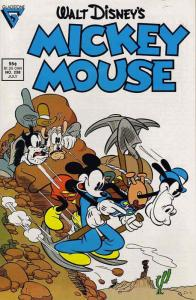 Mickey Mouse (Walt Disney's…) #238 VF/NM; Dell | save on shipping - details insi