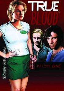 True Blood HC #1 VF/NM; IDW | save on shipping - details inside