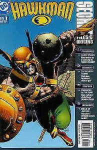 Hawkman Secret Files and Origins #1 FN; DC | save on shipping - details inside