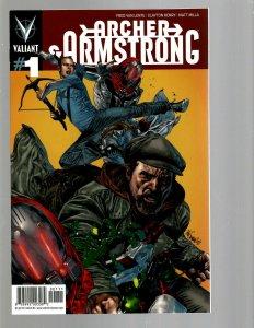12 Comics A. Armstrong #1 2 X-O 1 2 Shadowman 1 Harbinger 1-4 X-Men 25-27 J438