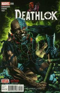 Deathlok (5th Series) #10 VF; Marvel | save on shipping - details inside