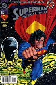 Action Comics #0 VF/NM; DC   save on shipping - details inside