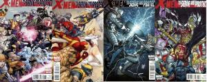 X MEN TO SERVE AND PROTECT (2011) 1-4  COMPLETE!