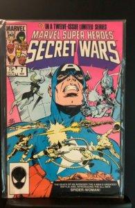 Marvel Super Heroes Secret Wars #7 (1984)