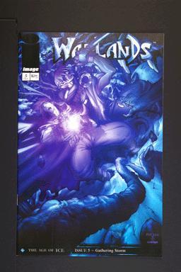 Warlands # 5 December 2001 Image Comics