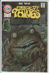 Creepy Things #1 (Jul-75) NM/NM- High-Grade
