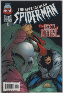 The Spectacular Spider-Man #242 (1997)