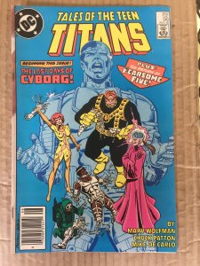 Tales of the Teen Titans #56 (1985)
