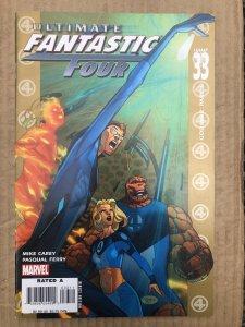 Ultimate Fantastic Four #33 (2006)