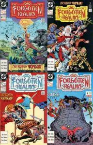 FORGOTTEN REALMS 1-4  The Hand of Vaprak!