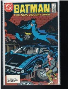 Batman #408 (DC, 1987) - KEY 1st Ma Gunn