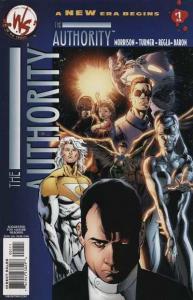 Authority (2003 series) #1, NM (Stock photo)
