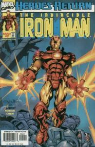 Iron Man (1998 series) #2, NM (Stock photo)