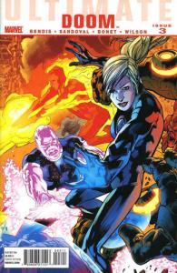 Ultimate Doom #3 VF/NM; Marvel | save on shipping - details inside
