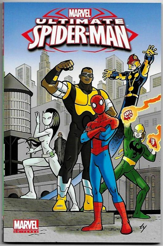 Marvel Ultimate Spider-Man Vol 3 TPB Digest - New!