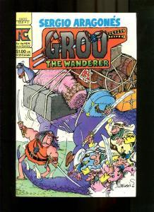 GROO 3-1983-DINOSAUR CARRYING ITEMS-ARAGONES NM
