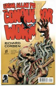 The CONQUEROR WORM, NM, Richard Corben, Edgar Poe,Horror, 2012, more RC in store