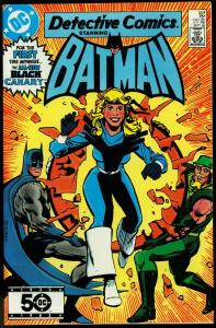 Detective Comics #554 1985- Batman- 1st Modern Black Canary VF/NM