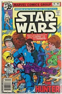 STAR WARS#16 VF 1978 MARVEL BRONZE AGE COMICS