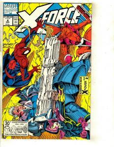 10 Marvel Comics X-Force 4 Hawkeye 14 Semper 1 Madballs 6 Alf 6 5 Balder 4 + DS2