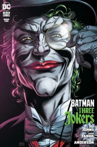BATMAN THREE JOKERS #2 (OF 3) FABOK DEATH IN THE FAMILY NM w/ CARD