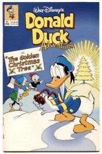 Walt Disney's Donald Duck Adventures #21 1992 -VF/NM