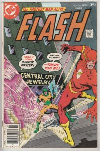 Flash, The #255 (Nov-77) NM- High-Grade Flash