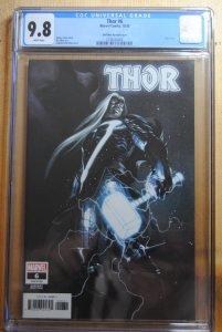 Thor #6 (2020) CGC 9.8 Dell'Otto Variant. RARE!!!