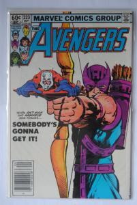 The Avengers, 223