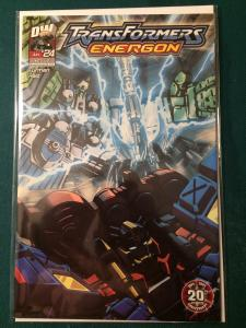 Transformers Energon #24 Dreamwave Productions NM-M