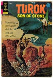 Turok, Son Of Stone #91 1974- Gold Key VG