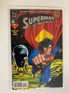 Superman in Action Comics #0 6.0 FN (1994)