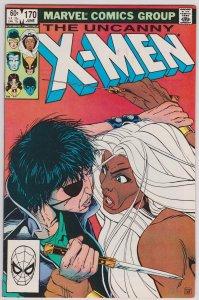 Uncanny X-Men 170 (VF)