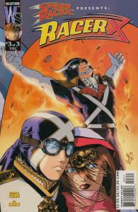 Racer X (3rd Series) #3 VF/NM; WildStorm | save on shipping - details inside