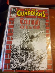 The New Guardians #10 (1989)