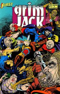 Grimjack #31 VF/NM; First   save on shipping - details inside