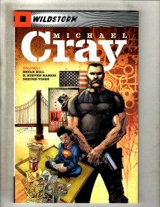 Michael Cray Vol. # 1 Wildstorm Comics TPB Graphic Novel Comic Book Bryan Hi HR8