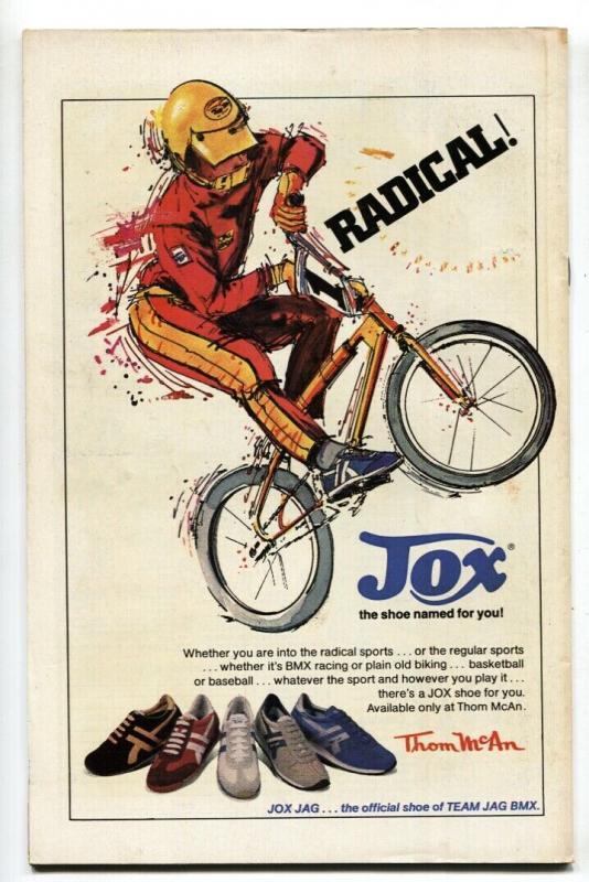 ACTION #521-1981-1st appearance VIXEN-SUPERMAN-VF+