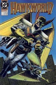 Hawkworld (1990 series) #1, NM- (Stock photo)