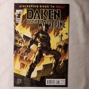 Daken Dark Wolverine 1 Near Mint- Cover by Giuseppe Camuncoli