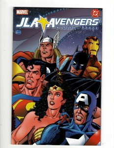 11 Comics JLA/Avengers 1 2 3 4 Flash 5 Batman 625 Cartoon Cartoons 18 +MORE GB1