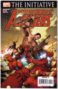 Mighty Avengers   vol. 1   # 4 FN (Initiative)
