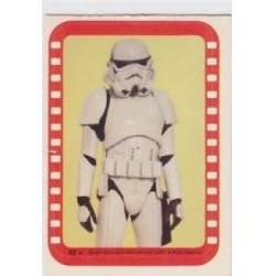 1977 Topps Star Wars Sticker STORMTROOPER-TOOL OF THE EMPIRE #43 EX