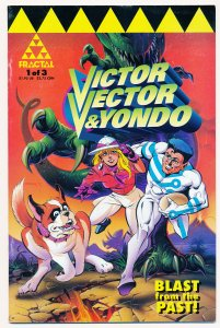 Victor Vector and Yondo (1994) #1 NM