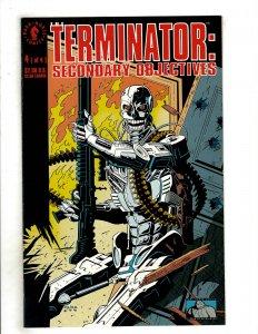 Terminator: Secondary Objectives #4 (1991) SR21