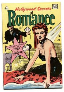 Hollywood Secrets of Romance #9 Kinstler cover-IW comic book