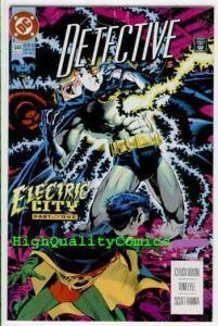 DETECTIVE #644, NM+, Batman, 1992, Chuck Dixon, Robin, Lyle, more BM in store