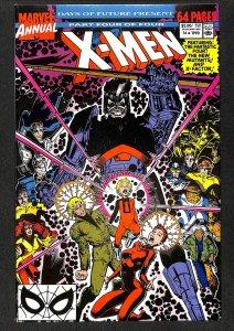X-Men Annual #14 NM- 9.2 1st Gambit!
