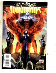 10 Marvel Comics Inhumans 1 1 2 4 5 Imperial Guard # 1 2 5 Imperfects # 1 4 MF10